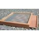 Open Mesh Hive Floor Frame - Cedar - To Fit National Hive - Flatpack