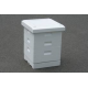 Poly Hive - National - Paynes - Unpainted - 2 Supers - Moulded Polystyrene - Includes Queen Excluder but NOT Frames or Foundation - Assembled