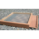 Open Mesh Hive Floor Frame - Pine - To Fit National Hive - Assembled - SPECIAL PURCHASE